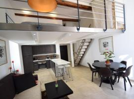 Hotel photo: Jade Duplex - No Better Location In Nice