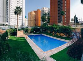 Hotel near Costa Blanca