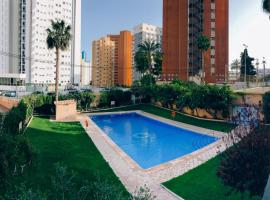 Hotel photo: Apt in the heart of Benidorm