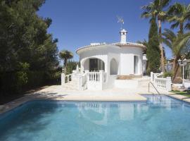 Hotel photo: Xabia Villa Sleeps 6 Pool Air Con WiFi