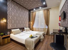 Hotel Photo: Hotel Graf Tolstoy