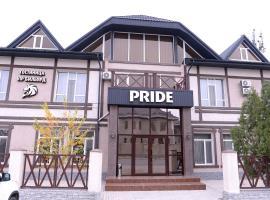 Hotel near Taraz