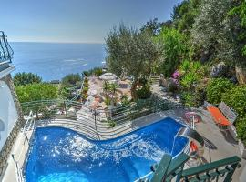 酒店照片: Positano Villa Sleeps 8 Pool Air Con WiFi