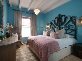 Hotel photo: CAPE TOWN CNTR - Historic Cottages