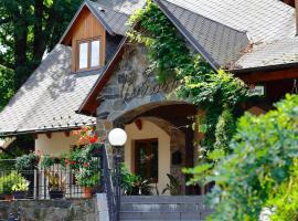 Hotel Photo: Penzion Bobrovnik