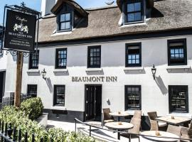 A picture of the hotel: Cheffins at the Beaumont Inn