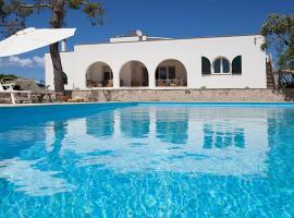 Hotel photo: Morciano di Leuca Villa Sleeps 14 Pool Air Con WiFi