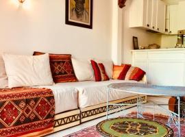 Hotel photo: palmeraie village