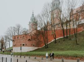 A picture of the hotel: Apartment next to Wawel Castle