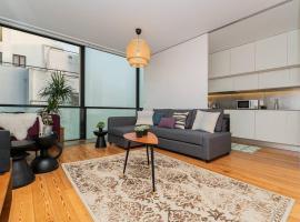 Hotel photo: Well-design 1 bedroom apartment near Rato