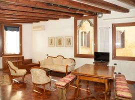Hotel Foto: Sestiere di Santa Croce Apartment Sleeps 4 Air Con