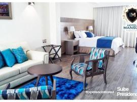 Hotel Photo: Hotel Mansur (Hotel HM)