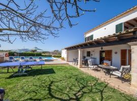 Hotel photo: es Barcares Villa Sleeps 6