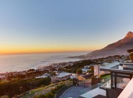 Hotel photo: Camps Bay Apartment Sleeps 4 Pool Air Con WiFi