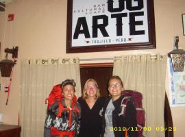 Фотографія готелю: Ugarte Street