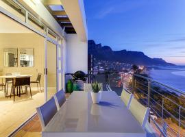 Hotel photo: Camps Bay Apartment Sleeps 4 Air Con WiFi