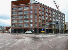 Hotel photo: Two bedroom apartment in Vantaa, Spinellikuja 5