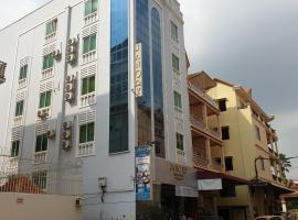 Hotel near Battambang