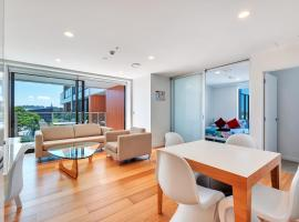 A picture of the hotel: Suberbly Styled Two Bedroom with Free Carpark