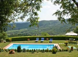 Hotel photo: Civitella in Val di Chiana Villa Sleeps 9 Pool WiFi