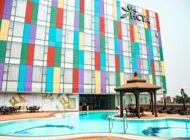 Hotel near Malanje