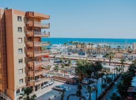 A picture of the hotel: PYR Fuengirola BLUE