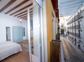 A picture of the hotel: Casa Hernando Colón