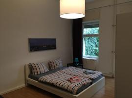 Hotel photo: Basic Apartment in the City Center of Berlin (10)