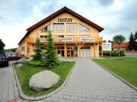 Hotel photo: Hotel S-centrum