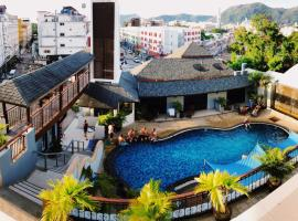 Hotel photo: Bodega Phuket Party Resort