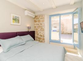 Hotel photo: villa jeannette - premium studio apartment with terrace
