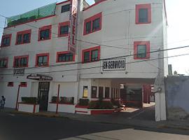 Hotel near Nezahualcóyotl