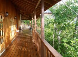 Hotel fotografie: Casa Tropical Howler Hill