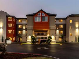 Hotel photo: Clarion Hotel Portland Airport
