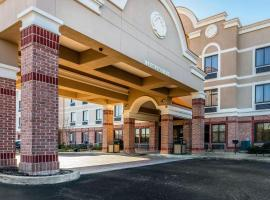 Hotel photo: Comfort Inn & Suites Airport-American Way Memphis