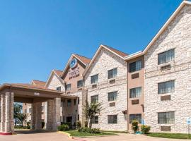 Hotel Photo: Comfort Suites Round Rock - Austin North I-35