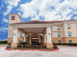 A picture of the hotel: Comfort Suites Hobby Airport