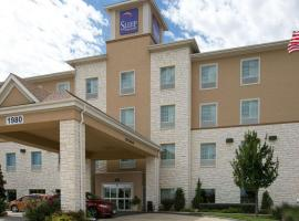 Hotel Photo: Sleep Inn and Suites Round Rock - Austin North