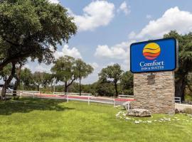 Hotel photo: Comfort Inn & Suites Burnet