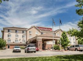 Ξενοδοχείο φωτογραφία: Comfort Suites Airport Salt Lake City