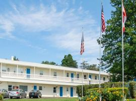 Hotel photo: Rodeway Inn Rutland