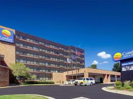 A picture of the hotel: Comfort Inn & Suites Madison - Airport