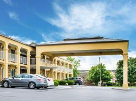 Hotel photo: Econo Lodge Franklin