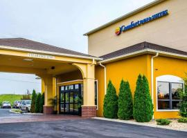 Hotel photo: Comfort Inn and Suites Franklin