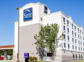 Hotel photo: Sleep Inn & Suites Metairie