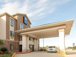 A picture of the hotel: Comfort Inn New Orleans Airport
