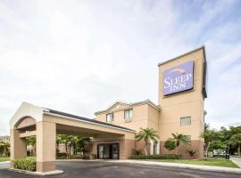 Хотел снимка: Sleep Inn Miami Airport