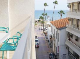 Hotel photo: Two bedroom apartment whit sea view