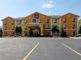 Hotel Foto: Sleep Inn South Bend