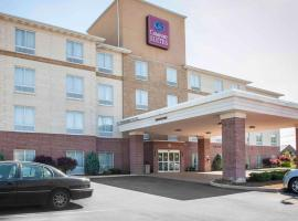 A picture of the hotel: Comfort Suites Southport